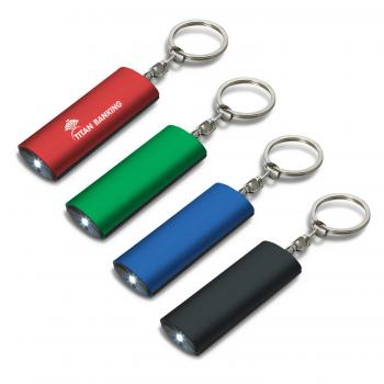 Aluminium Keychain Flashlight
