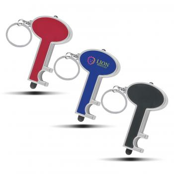3-in-1 Skeleton Key Tag
