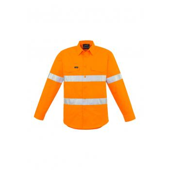 Mens Hi Vis Hoop Taped Shirt