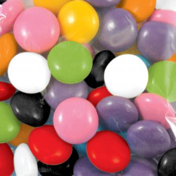 Assorted Colour Choc Buttons